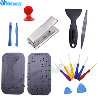 Netcosy NewHot Selling 1805 Tool Kit Set Repair Opening Dismantle Screwdriver For Iphone 5S 5G Sim
