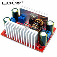 Convertidor de aumento de 400 W DC-DC 8,5-50 V a 10-15 a 60 V corriente constante módulo de fuente de alimentación LED controlador de voltaje cargador de energía