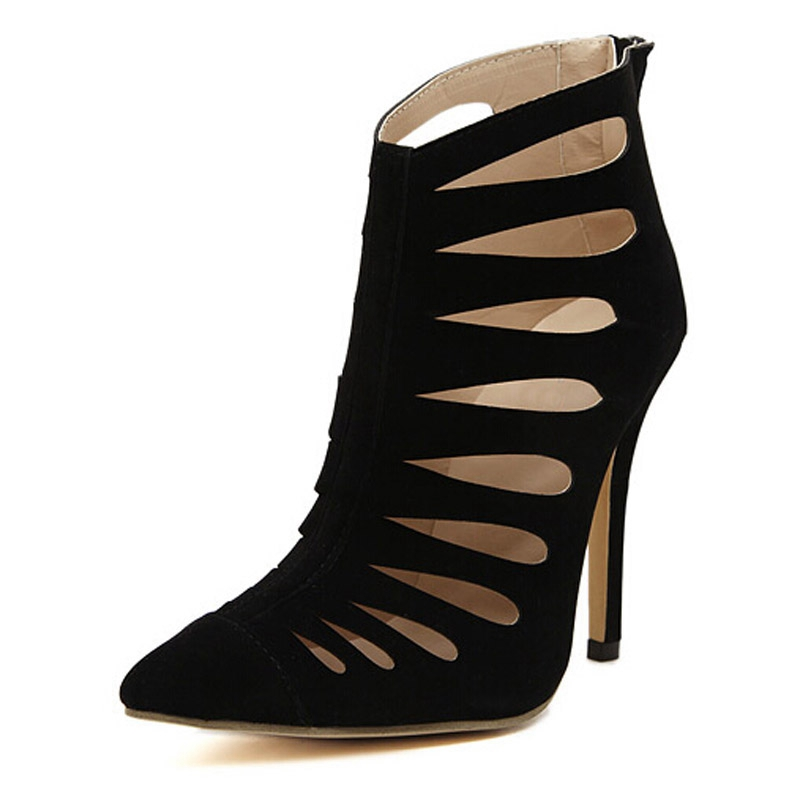 Xemonale Sexy Gladiator Sandals 2016 Summer Women Ankle Boots Platform High Heels Pointed Toe Shoes Woman Elegant Pumps XWZ2181 phyanic platform gladiator sandals 2017 new casual wedge shoes woman summer women ankle boots side zipper party shoes phy5036