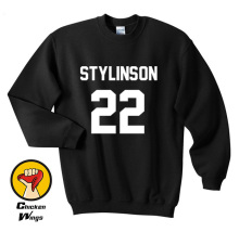 STYLINSON 22 shirt Larry Stylinson Hipster tumblr Top Crewneck Sweatshirt Unisex More Colors XS - 2XL