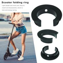 3PCS High Quality Scooter Folding Ring Scooter Folding Ring Buckle For Xiaomi M365 Electric Scooter Accessories Handle Ring все цены