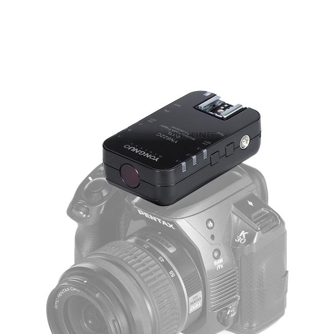 YN-622 Yongnuo Wireless TTL Flash Trigger YN-622C Radio 1/8000s for Canon 7D 60D 50D 40D 450D 500D 550D 600D 650D 1100D 2x yongnuo yn600ex rt yn e3 rt master flash speedlite for canon rt radio trigger system st e3 rt 600ex rt 5d3 7d 6d 70d 60d 5d