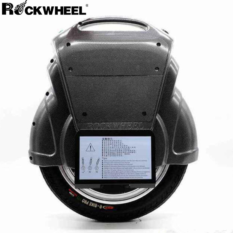Electric unicycle Rockwheel GT14 340Wh