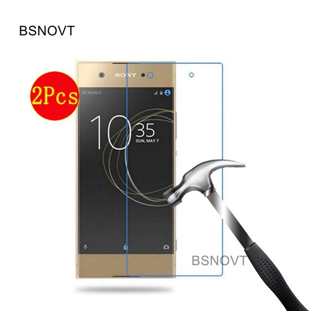 2PCS Glass For Sony Xperia XA1 Ultra Phone Screen Protector Tempered Glass For Sony Xperia XA1 Ultra Glass For Sony XA1 Ultra