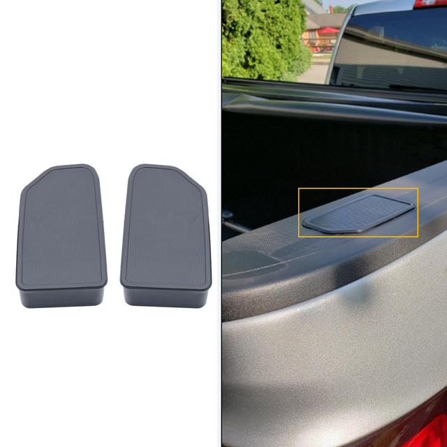 Car Truck Accessories Bed Rail Stake Pocket Covers For
