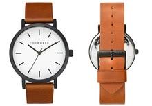 The Horse Watch Women Quartz Leather Wrist Watch Hot Style Fashion Brown Black Vintage Watch Free Shopping