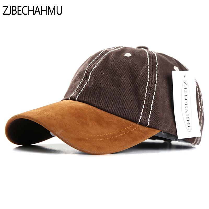 ZJBECHAHMU Hats Casual Solid Cotton Adult Adjustable   Baseball     Caps   Mens Womens Spring Summer Snapback   Caps   Apparel Accessories