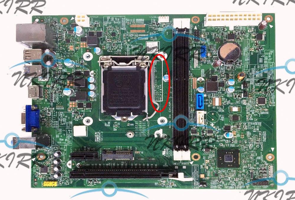 DIH81R/General SFF MB 12127 1M 2YRK5 HNJFV LGA1150 H81 DDR3
