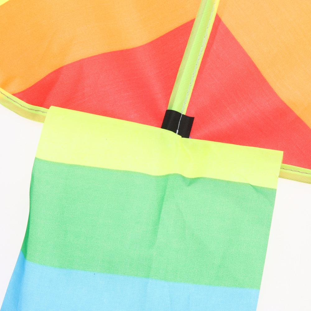 1pc-Rainbow-Kite-Without-Flying-Tools-Outdoor-Fun-Sports-Kite-Factory-Children-Triangle-Colorful-High-Quality-Kite-Easy-Fly-5