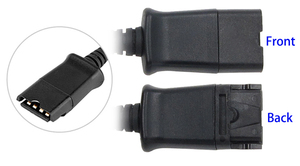 Image 2 - ชุดหูฟัง QD ถอดสายเคเบิลที่มีปลั๊ก 3.5 มม. สำหรับโทรศัพท์สมาร์ทโฟน, คอมพิวเตอร์, แล็ปท็อปฯลฯ