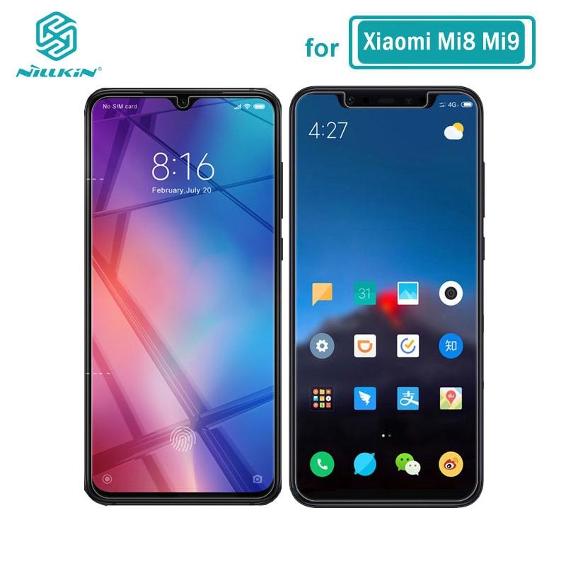 For Xiaomi Mi9 Glass Nillkin Amazing H+Pro 0.2MM Tempered Glass For Xiaomi Mi6 Mi8 Mi 8 9T Pro Lite Mi 9 SE