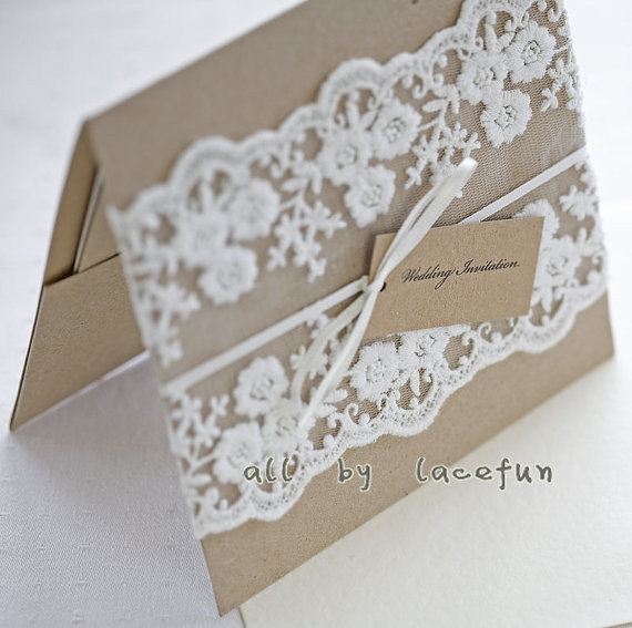 embroidered lace trim for wedding invitation, wscx004b 1yard