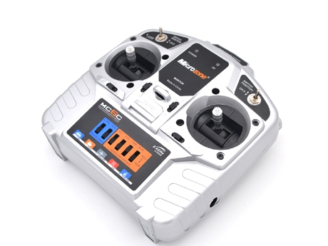 Microzone MC6C 2.4Ghz 6CH S-FHSS radio remote control transmitter with receiver for airplane or rc car,bait boat free shipping microzone mc6c 2 4ghz 7ch s fhss radio remote control transmitter with receiver for airplane or rc car boat