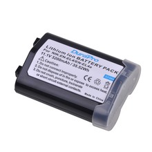 1Pc 3200mAh EN-EL4 EN EL4 EN-EL4a ENEL4a Rechargeable Li-ion Battery Akku for Nikon D2H D2Hs D2X D2Xs D3 D3S F6 MH-21 Cameras