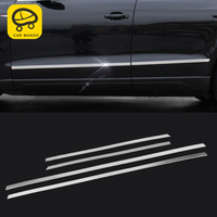 CarManGo For Audi Q5 B8 B9 2012 2017 Car Styling Door Gate Side Body Cover Trim Frame Sticker Exterior Accessories