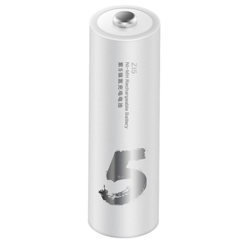 Xiaomi ZMI ZI7 ZI5 AAA AA 700mAh 1800mAh 1.2V Rechargeable Ni-MH Battery Xiaomi ZIM Power Bank Battery Pack mihome mijia (6)