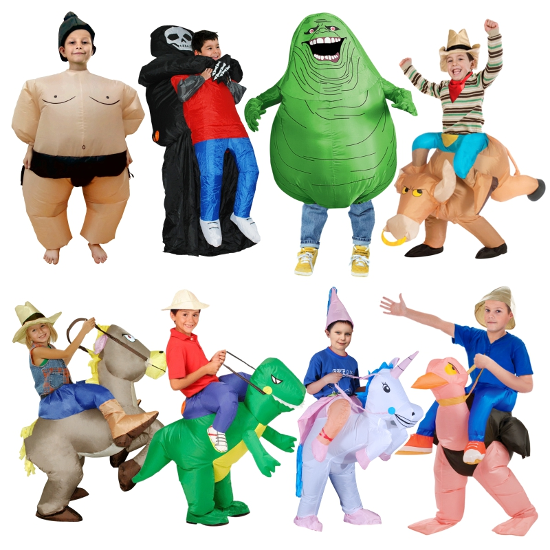 Inflatable Children