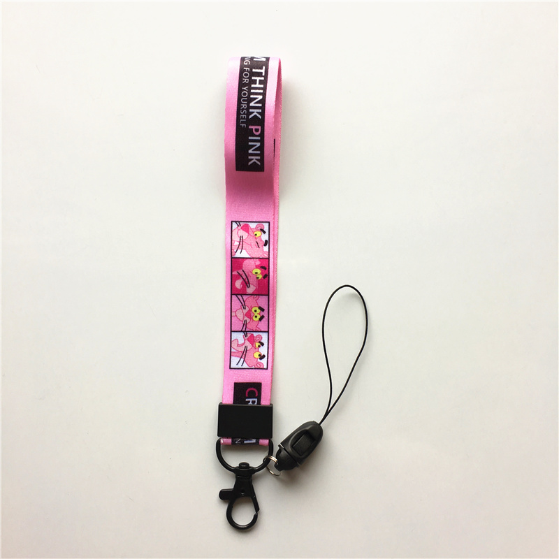Hard-Working Q Uncle Lanyard For Keys 3d Cartoon Kiticat Phone Strap For Id Pass Card Badge Gym Key Usb Holder Diy Silicone Strap Advertising
