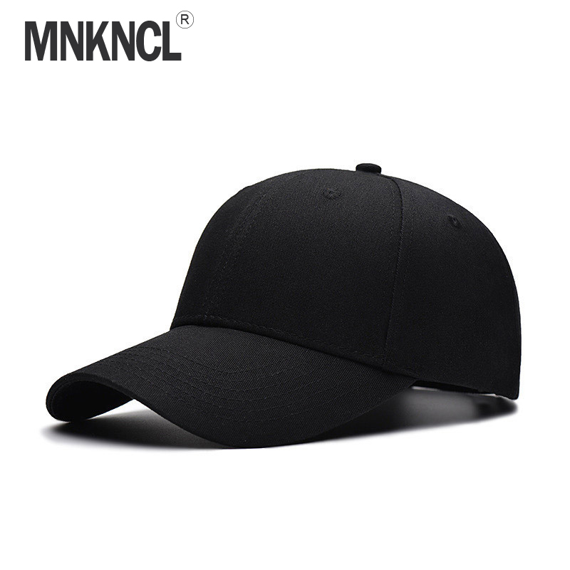 MNKNCL 2018 New Brand 100% Cotton   Baseball     Cap   Men Sport Hats