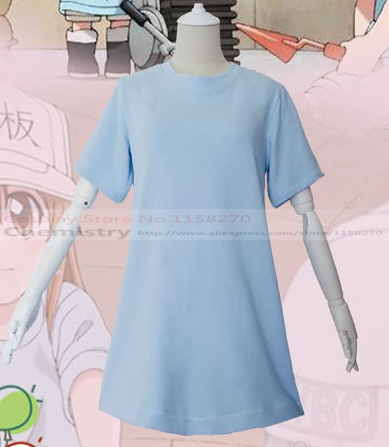 Cells at Work Platelet Cosplay dress Costume