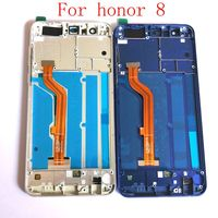 For Huawei Honor 8 FRD L19 FRD L09 FRD L02 Display+Touch glass Digitizer Frame Full assembly replacement honor8 screen