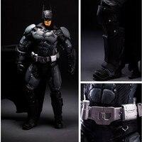 Лига Справедливости 18 дюймов Бэтмен ПВХ фигурку Коллекционная модель игрушки