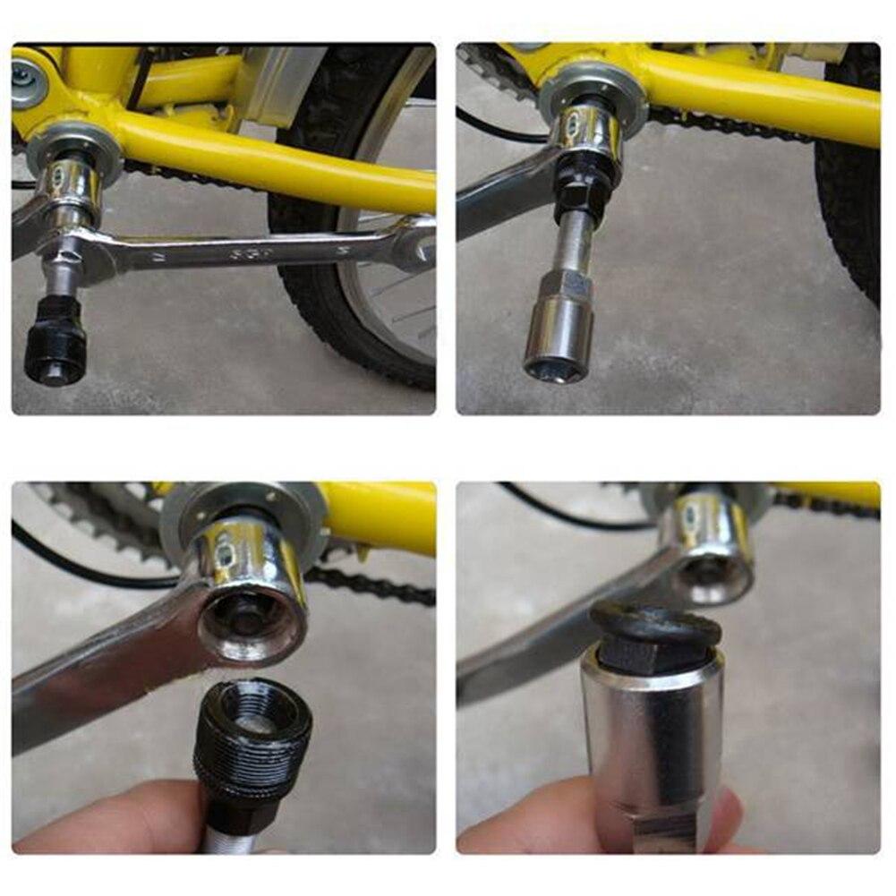 Crankset Crank Wheel Puller Removal Extractor Mountain Bike Bicycle Repair Tool