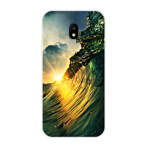 Image 2 - Case For Samsung Galaxy J3 2017 Case Silicone Coque for Samsung Galaxy J3 2017 Cover Funda for Samsung J3 2017 j330F hoesje Bag