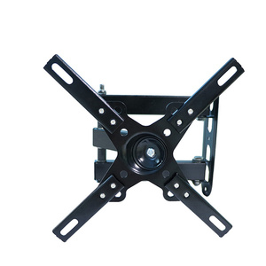Image 4 - Универсальный Регулируемый Кронштейн для телевизора 15 кг, вращающийся настенный кронштейн для 15   40 дюймов, светодиодный ЖК экран, плоская панель, плазменный телевизор