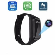 1080P Wearable Mini Camera Wristband Camcorder Sports DV Smart Bracelet Micro Camara Video Recorder Cam sq11 sq13