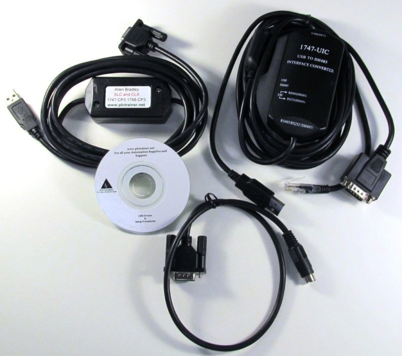 цена на ALLEN BRADLEY SALE 1747-UIC USB 1747-CP3 1761-CBL-PM02 PROGRAMMING KIT,HAVE IN STOCK
