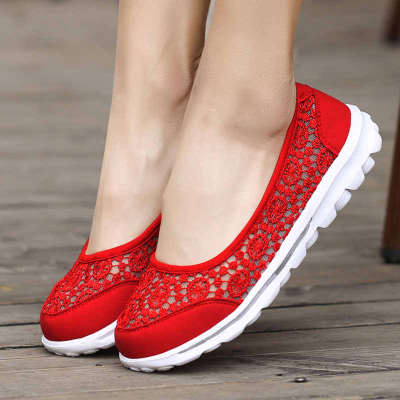 LEOCI Running Shoes for Women Sneakers Sport Shoes Woman