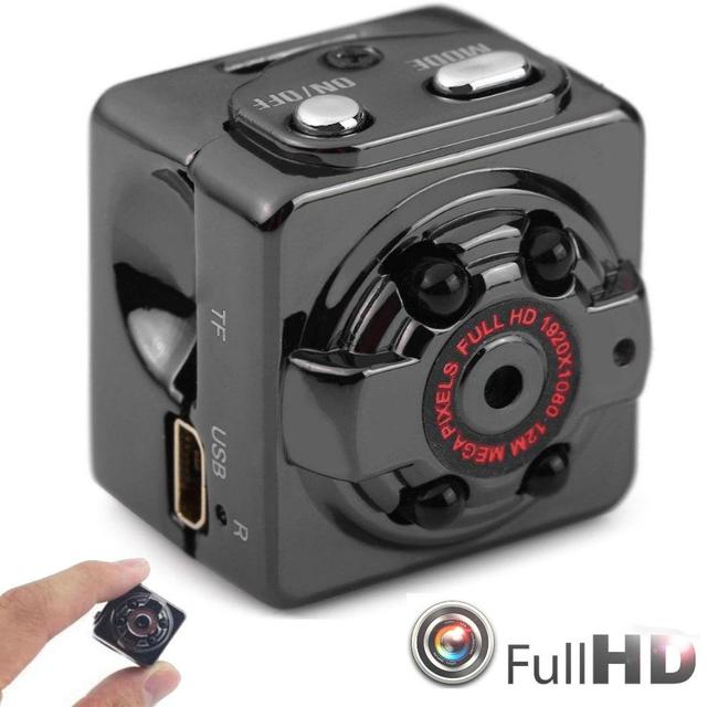 SQ9 Mini Camera Full HD 1080P micro Camera DV Sports IR Night Vision Video Camcorder tiny candid kamera deportiva filmadora