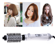 1000W Hair Curling Iron 360 Rotating Curly Hair Dryer Brush Professional Electric Hair Brush 220V Style Hair Irons