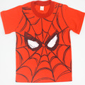 Clearance sale Spiderman Summer Fashion Kids T Shirts Boys Cotton Print Tee Children's Clothing T-Shirts Clothes Roupas Menino
