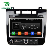 Octa Core 4GB RAM Android 8.0 Car DVD GPS Navigation Multimedia Player Car Stereo for VW TOUAREG 2010 2016 Radio Headunit WIFI