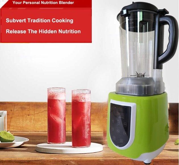 2L Commercial Grade Blender Mixer Juicer 11000W Food Processor Ice Smoothie Bar Fruit Blender with heat function