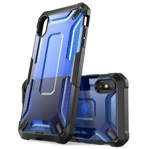 Image 5 - SUPCASE Per il iphone Xs Max Caso Della Copertura da 6.5 pollici UB Serie Premium Hybrid Custodia Protettiva Trasparente Per il iphone XS Max 2018