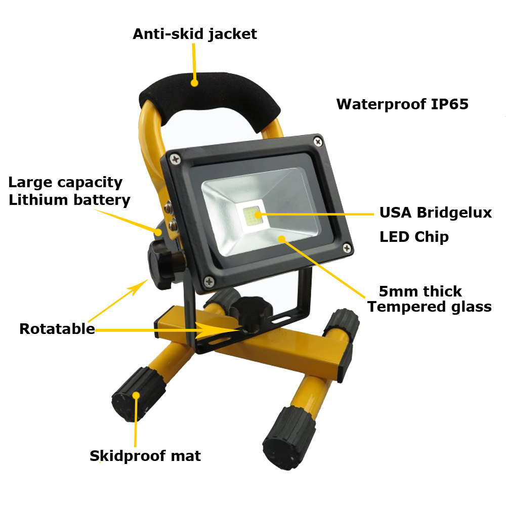rechargeable floodlight (2)