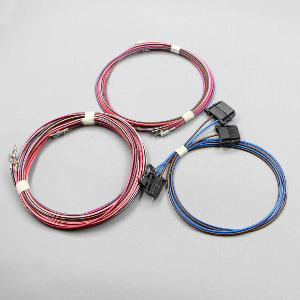 suitable for vw jetta touran touran mk7 octavia wild emperor superb speaker  woofer + high back door wire harness cable