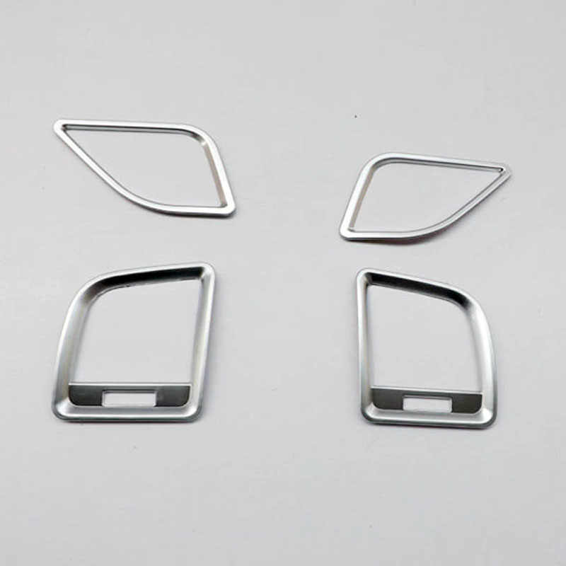 Chrome Air Vent Copertura Trim Interior Trim per Mazda CX-5 cx 5 cx5 KE 2012 2013 2014 2015 2016 Auto styling Sticker Accessori