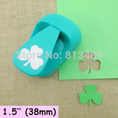 38mm leaf paper cutter diy craft punch hole punch shapes perfuradores de papel decorative arts and crafts S3026 russian decorative arts