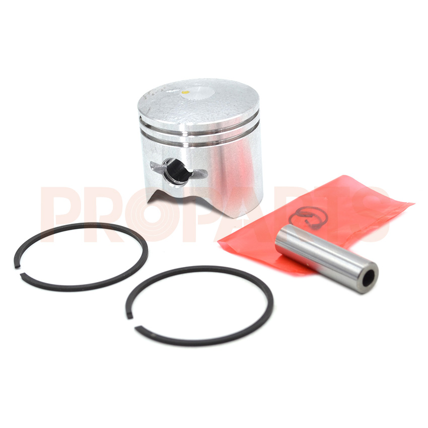 34mm cg260 26CC BC260 TL34 Brush Cutter Grass Trimmer Piston Ring Clip Pin Set bc260 26cc brush cutter cylinder kit with piston assy piston ring for cg260 grass trimmer 1e34f 34mm engine parts