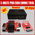 2016 HOT Newest 100% Original E-MATE PRO EMMC TOOL in support BGA -153/169, BGA -162/186, BGA -529, BGA -221  for Riff Box