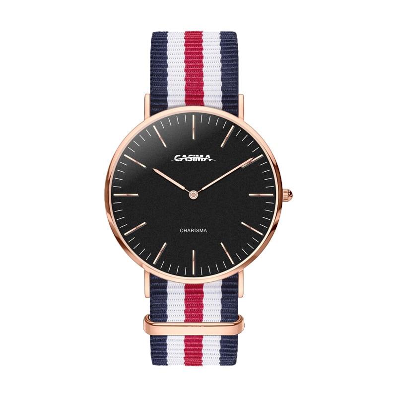 New Luxury Watch Waterproof Quartz Watches for Men and Women Watchband relogio Elegant Watches lover s