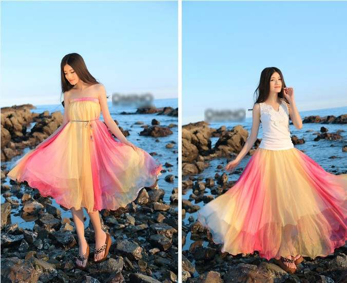 Long Beautiful Skirts | Jill Dress