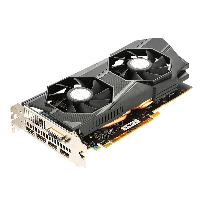 וידאו כרטיס גרפי משומשים Radeon גרפי RX580 8 GB GDDR5 PCI Express x16 3.0 8000 MHz וידאו גיימינג גרפי כרטיס חיצוני כרטיס גרפי עבור שולחן (2)