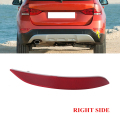 For BMW E84 X1 2013 2014 2015 Red Lens Rear Bumper Reflector Fog Warn Light Right Side 63147314884 Car Styling #W103-R