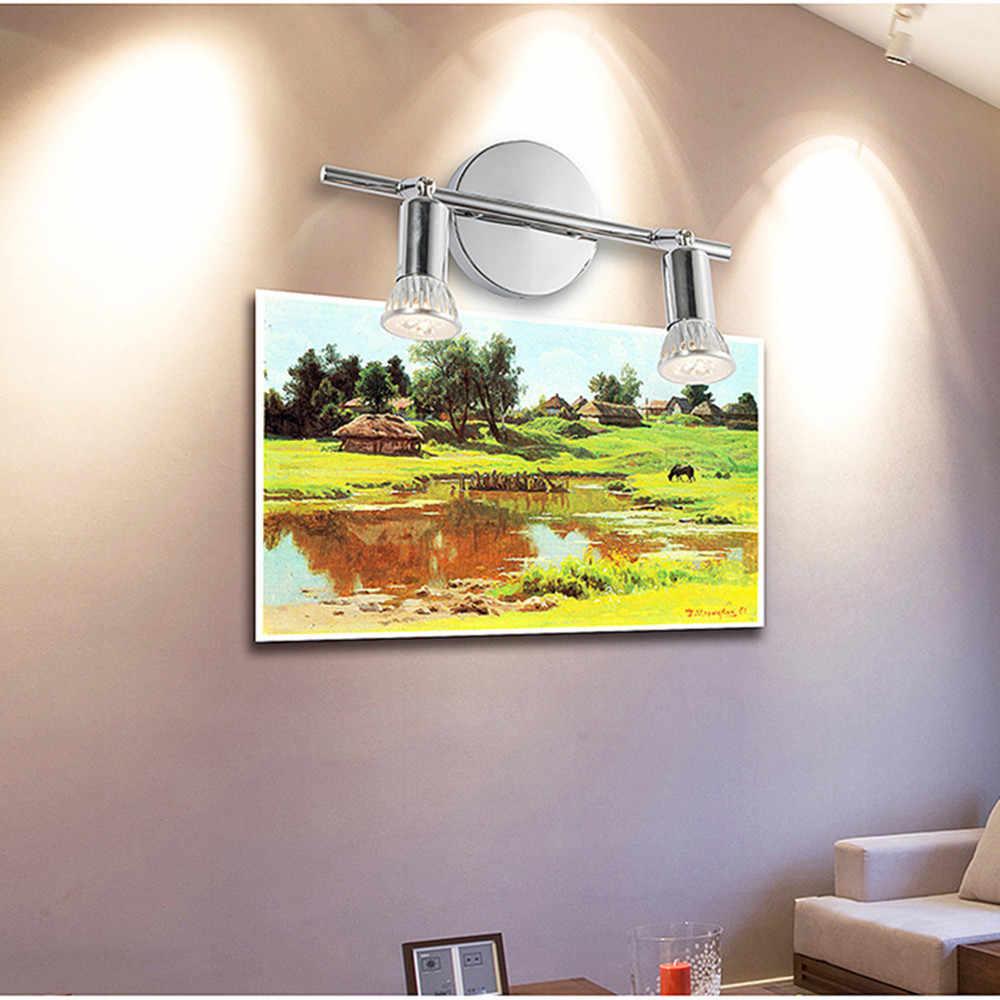 [DBF]360 درجة تدوير نظام تعليق في السقف النازل مع GU10 LED لمبة سقف بقعة ضوء للمطبخ الموافقة المسبقة عن علم التلفزيون خلفية