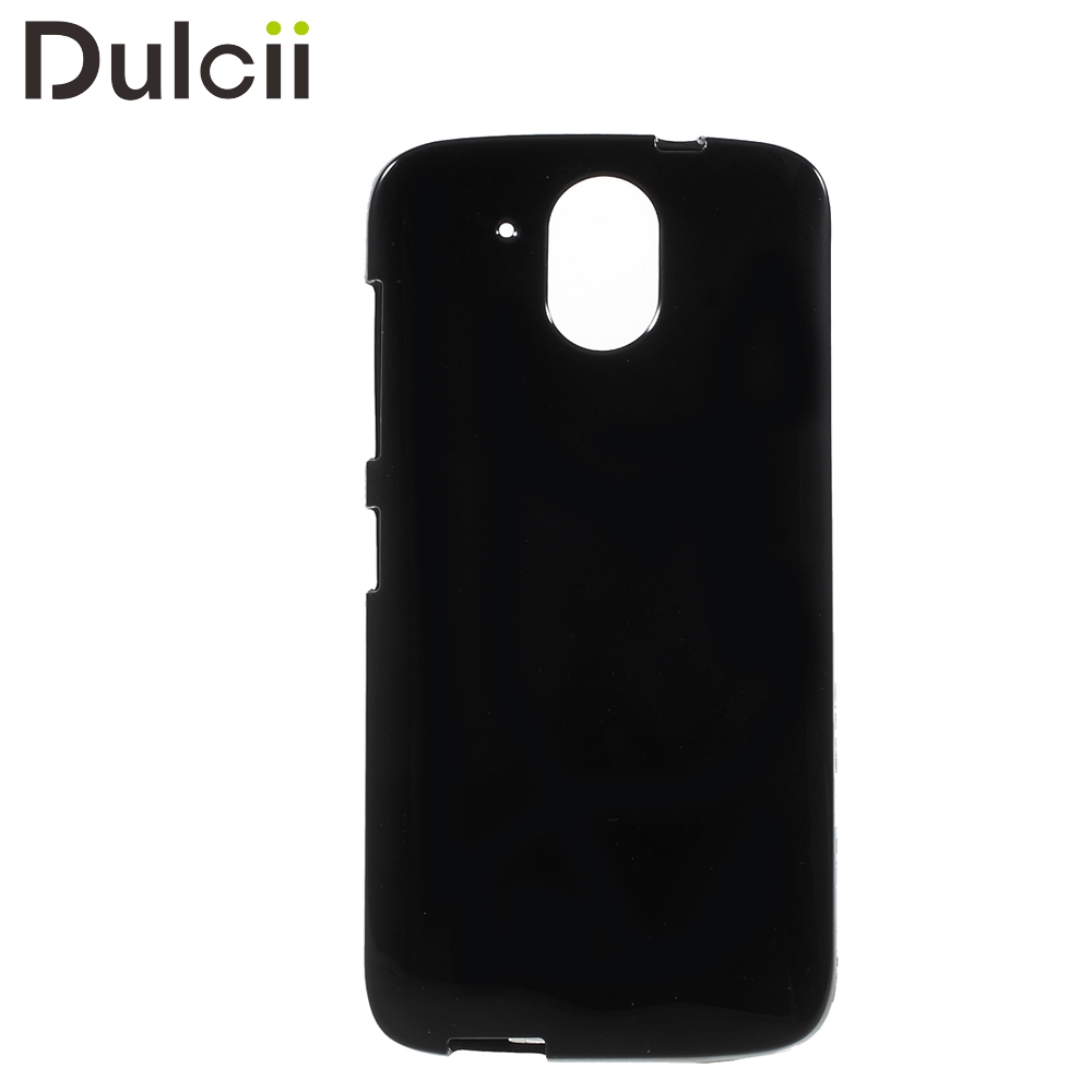 for HTC Desire 526 4 7 Phone Cover Bag Solid Color Jelly TPU Case for HTC